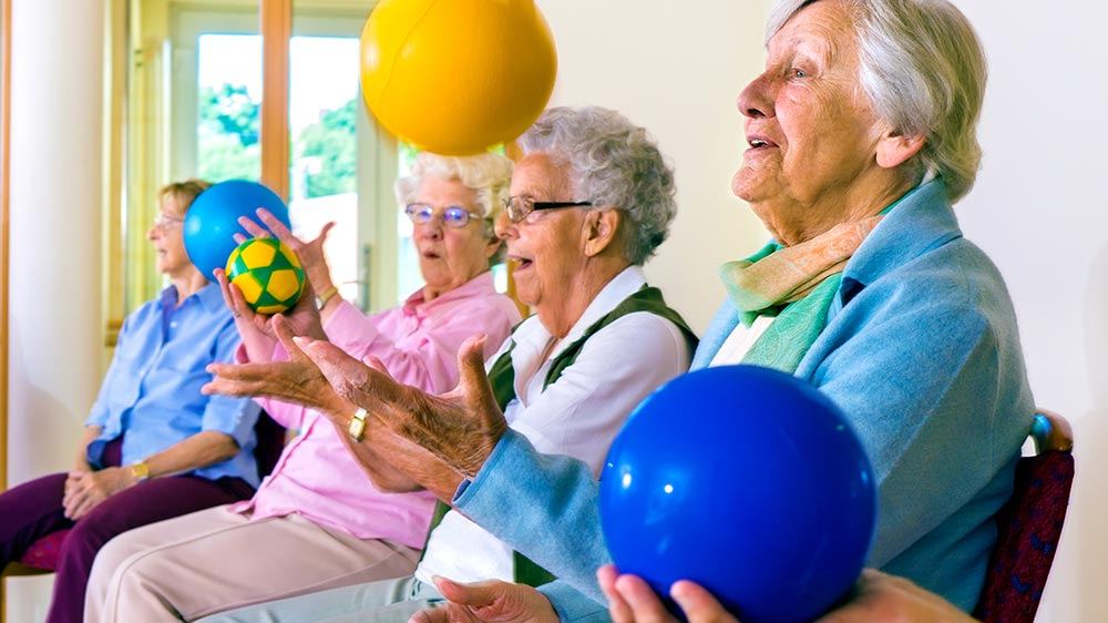 How Much Does Physical Activity Help Maintain Mobility in Older Adults?