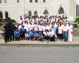 Grace Alive Church Members at Walk